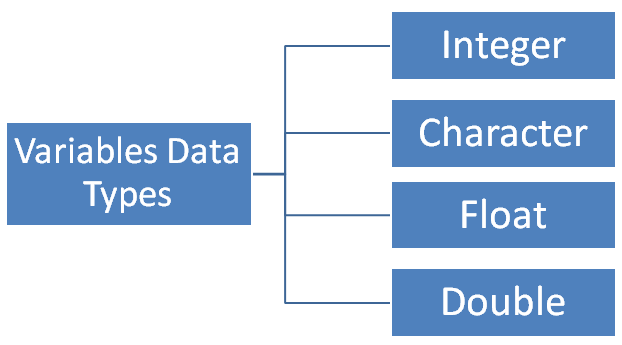Variables Can Be Classified Depending On Data Type