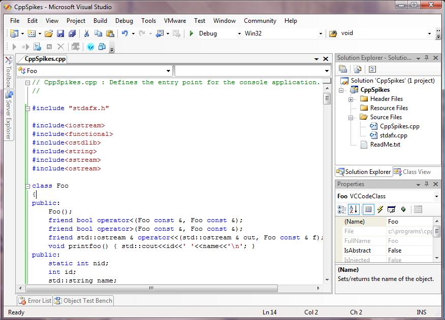5 most popular c ide compiler used to run c program Online visual c compiler