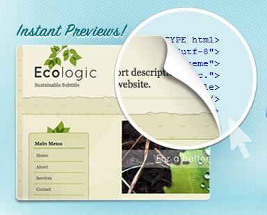 Cofee Cup HTML Editor
